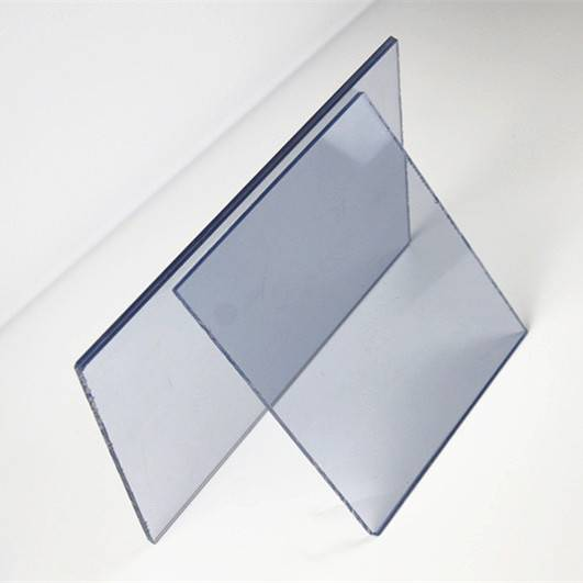 Suzhou OCAN 5 mm Clear hard anti-static rigid PVC Sheet Featured Image