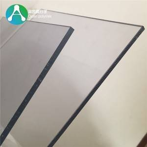 8 Year Exporter Clear Pet Sheet 2mm -