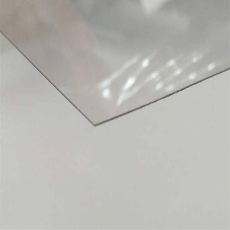 Transparent rigid PET Sheet/Roll Featured Image