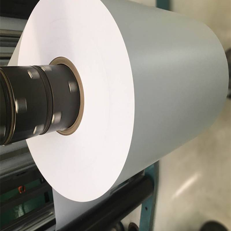çap Featured Image White sərt PVC Film material