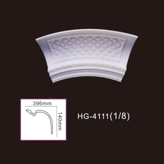Competitive Price for Mirror Frame - Beautiful Lamp Plate-HG-4111 – HUAGE DECORATIVE Featured Image
