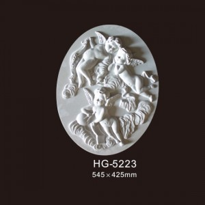 Factory directly supply Gypsum Crown Moulding -