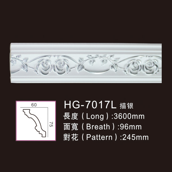 Good User Reputation for Polyurethane Cornice Moulding -