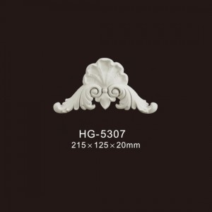 China New Product Western Fireplaces - Veneer Accesories-HG-5307 – HUAGE DECORATIVE