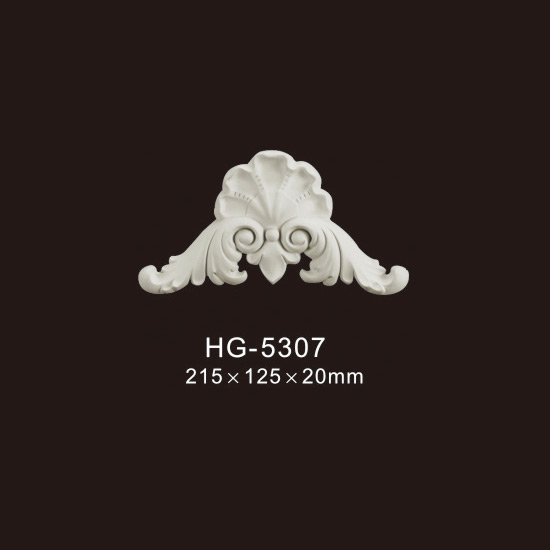 Wholesale Price Door Frame - Veneer Accesories-HG-5307 – HUAGE DECORATIVE