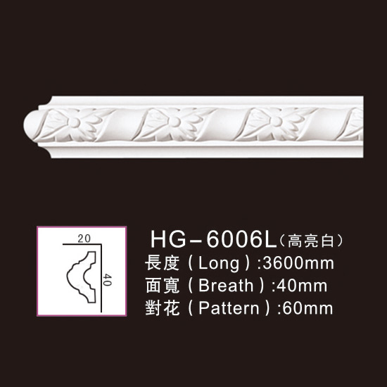 OEM Factory for Pu Decorative Square Ceiling Medallions -