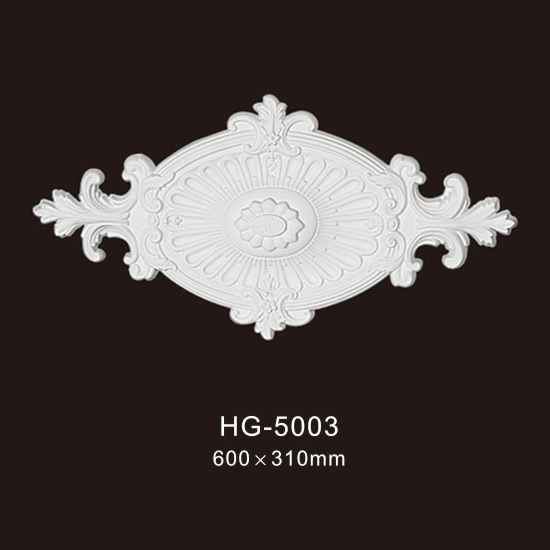 Hot New Products Plastic Crown Moulding Riaq - Ceiling Mouldings-HG-5003 – HUAGE DECORATIVE