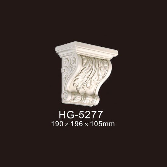 2019 Latest Design Bamboo Veneer - Exotic Corbels-HG-5277 – HUAGE DECORATIVE