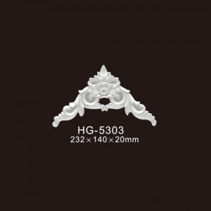 OEM/ODM Supplier Embellished Corbel Design - Veneer Accesories-HG-5303 – HUAGE DECORATIVE