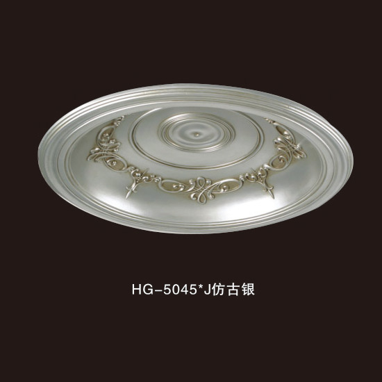 Quality Inspection for Top-Grade Pu Carved Crown Moulding - Ceiling Mouldings-HG-5045J Antique silver – HUAGE DECORATIVE