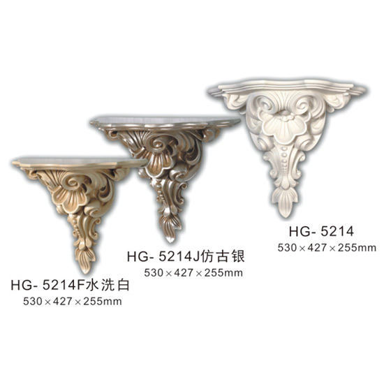 Trending Products White Marble Fireplace Price - Fireplace Corbels & Surface Mounted Nicbes-HG-5214 – HUAGE DECORATIVE