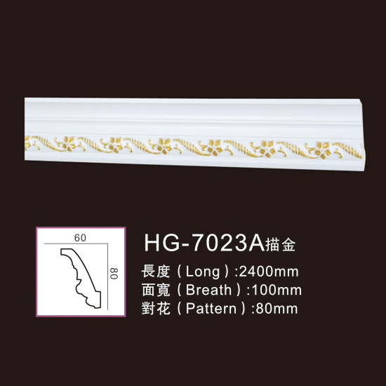 Best Price for Decorative Polyurethane Cornice Mouldings -