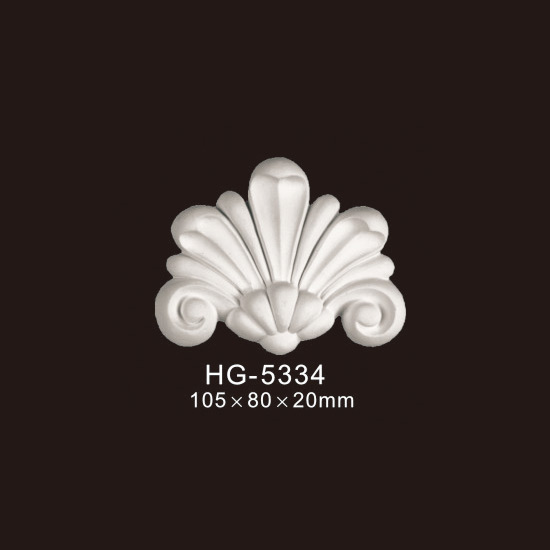PriceList for Chinese Veneer - Veneer Accesories-HG-5334 – HUAGE DECORATIVE