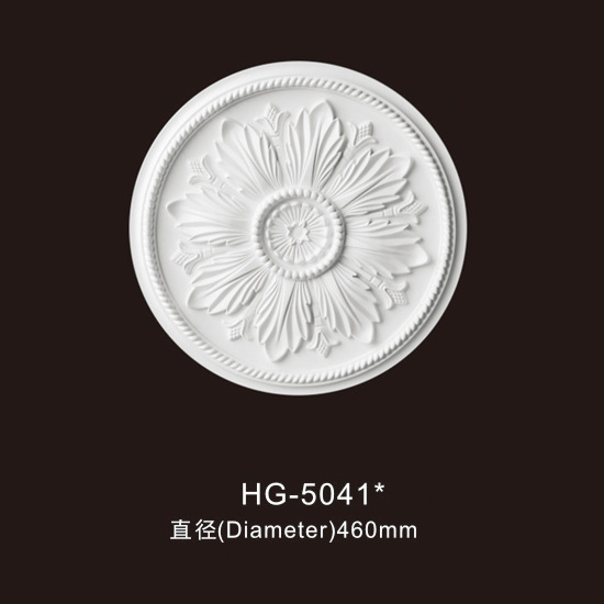 Renewable Design for Modern Column Decoration -