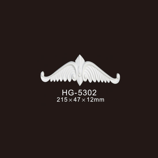 High Quality for Cheap Veneer - Veneer Accesories-HG-5302 – HUAGE DECORATIVE
