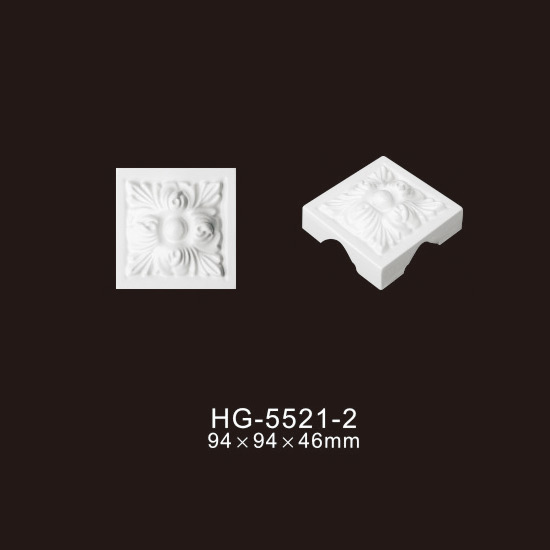 OEM manufacturer Wall Pu Decorative Corbel - PU-HG-5521-2 – HUAGE DECORATIVE