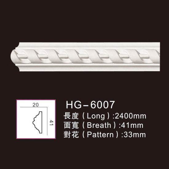 China Factory for Crown Polyurethane Daecorative Moulding -