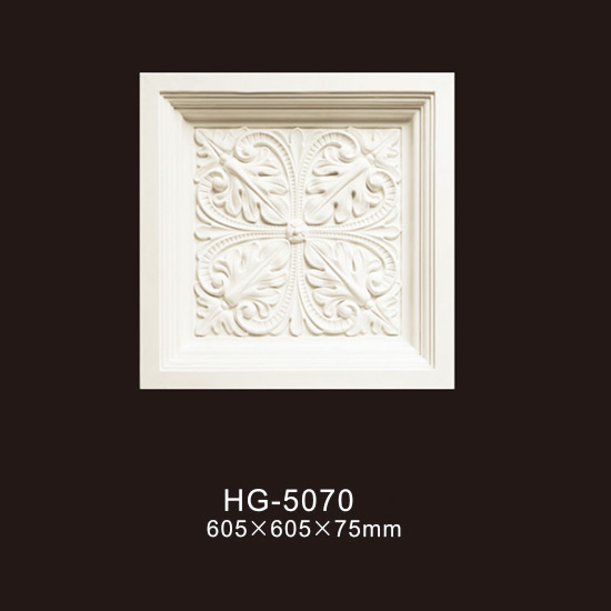 Trending Products Antique Stone Fireplaces - Ceiling Mouldings-HG-5070 – HUAGE DECORATIVE