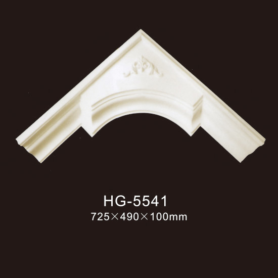High Quality for Polyurethane Foam Pu Chair Rails Moulding - PU-HG-5541 – HUAGE DECORATIVE