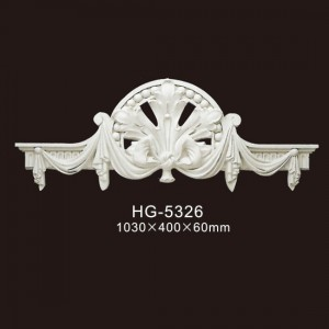 Renewable Design for Decoration Fireplace - Veneer Accesories-HG-5326 – HUAGE DECORATIVE