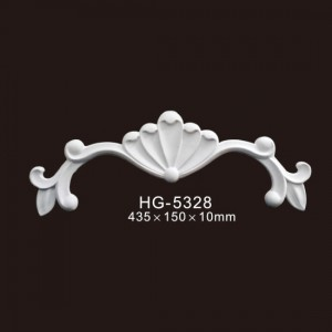 Quality Inspection for Pu Roman Column - Veneer Accesories-HG-5328 – HUAGE DECORATIVE