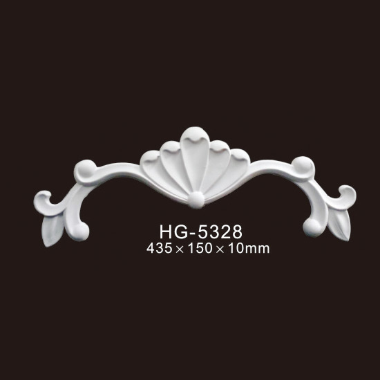 Best Price on Marble Fireplace Mantel - Veneer Accesories-HG-5328 – HUAGE DECORATIVE detail pictures