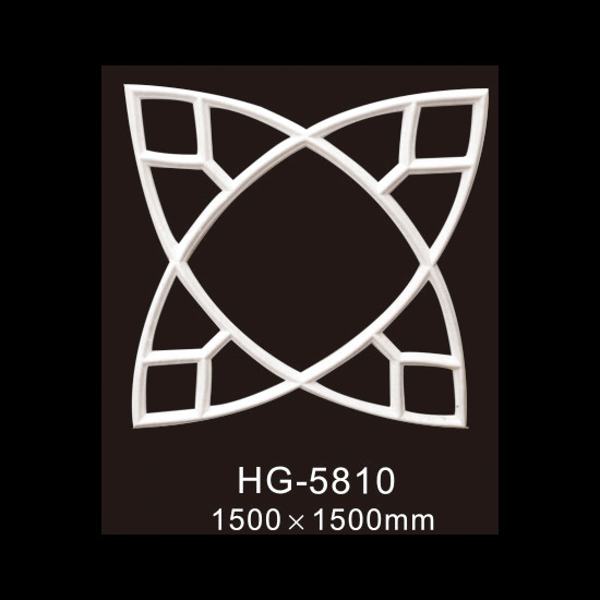 Manufactur standard Pu Foam Corbel Molding - Wall Plaques-HG-5810 – HUAGE DECORATIVE Featured Image