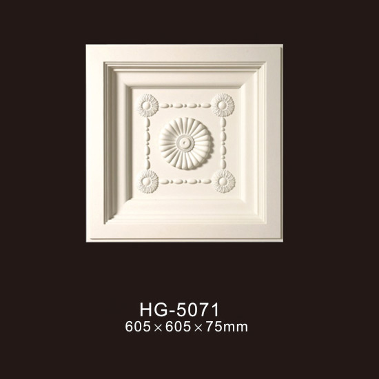 OEM/ODM Factory Baseboard - Ceiling Mouldings-HG-5071 – HUAGE DECORATIVE