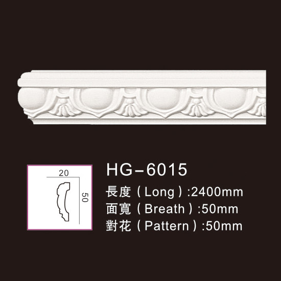 2019 Latest Design PU Foam Corbel -