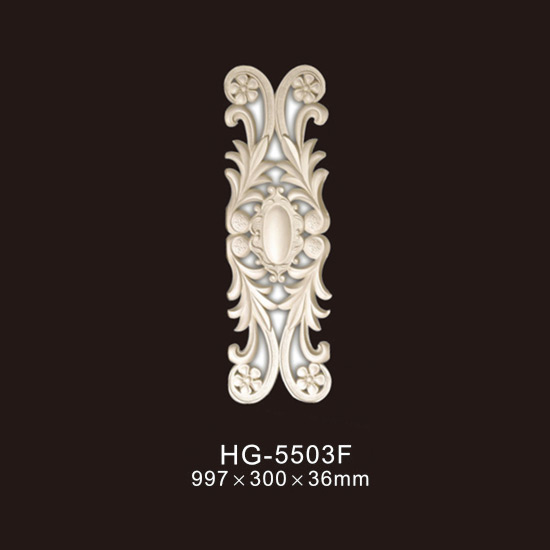 Factory wholesale Pu Polyurethane Cornice Mouldings -