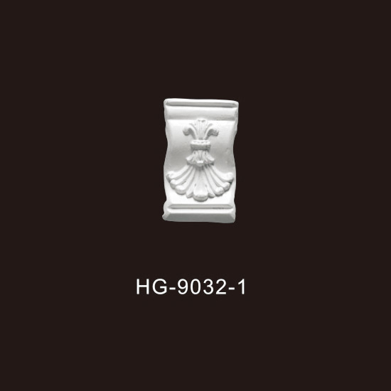 Factory Supply Top-Grade Pu Carved Crown Moulding - PU-HG-9032-1 – HUAGE DECORATIVE