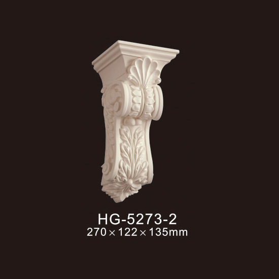 Low MOQ for PU Column - Exotic Corbels-HG-5273-2 – HUAGE DECORATIVE Featured Image