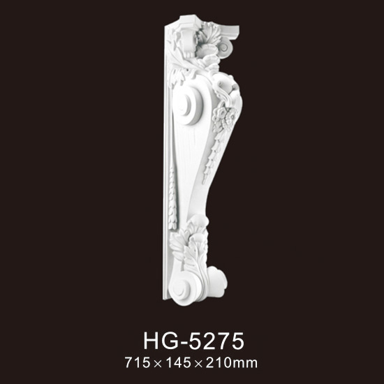 Hot New Products PU Exotic Corbel - Exotic Corbels-HG-5275 – HUAGE DECORATIVE