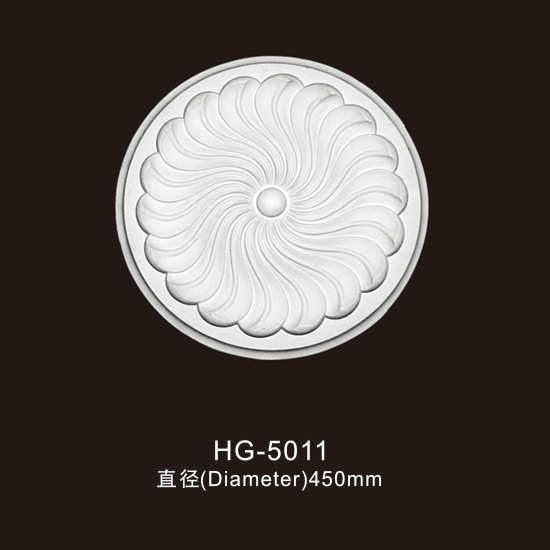 Good quality PU Cornice - Ceiling Mouldings-HG-5011 – HUAGE DECORATIVE
