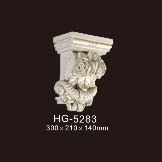 Massive Selection for White Column Modern Design - Exotic Corbels-HG-5283 – HUAGE DECORATIVE Featured Image