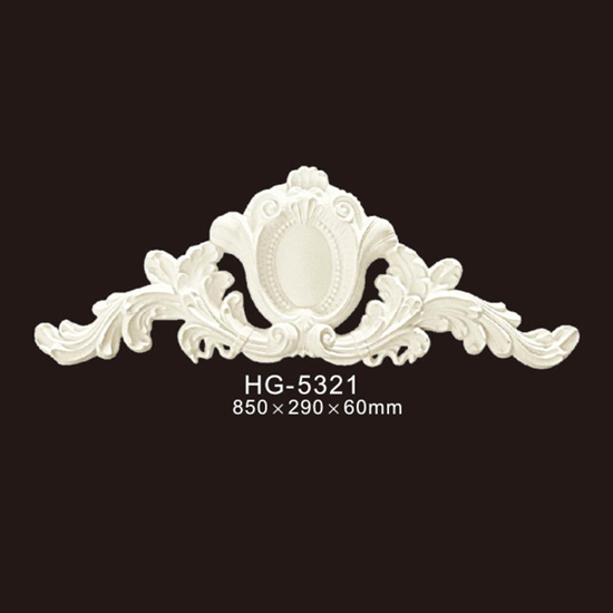 Factory For Polyurethane Construction Moulding - Veneer Accesories-HG-5321 – HUAGE DECORATIVE