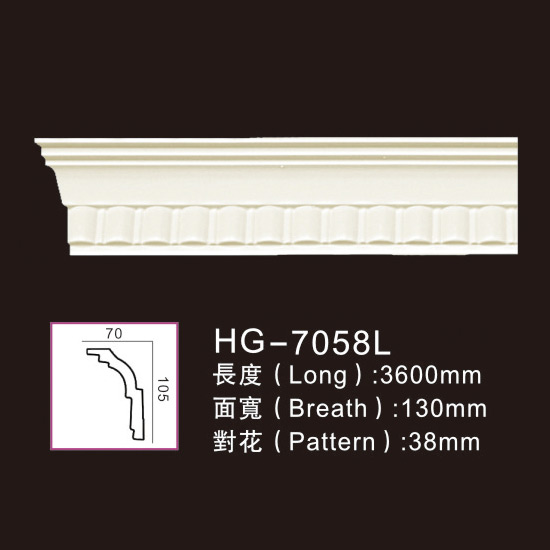 Manufacturing Companies for Garden Decorative Natural Stone Column - 3.6M Long Lines-HG-7058L – HUAGE DECORATIVE