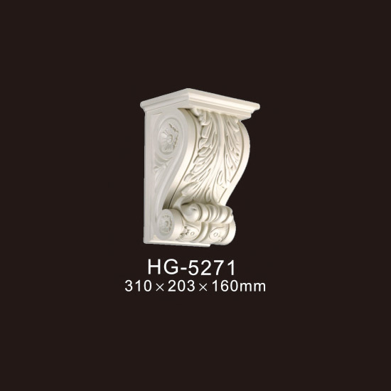 Big discounting Plastic Column For Decoration - Exotic Corbels-HG-5271 – HUAGE DECORATIVE Featured Image