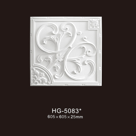 100% Original Factory Fireplace Hearths Back Panels - Ceiling Mouldings-HG-5083 – HUAGE DECORATIVE