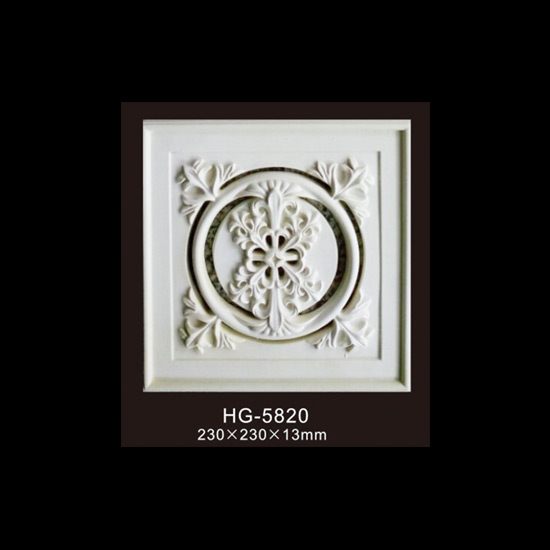 Hot Selling for Personalized Medallion - Wall Plaques-HG-5820 – HUAGE DECORATIVE