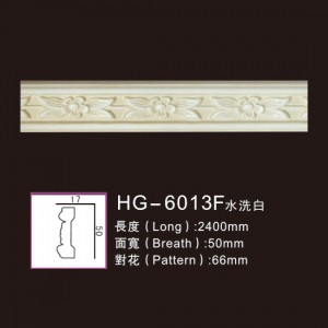 Effect Of Line Plate-HG-6013F water white
