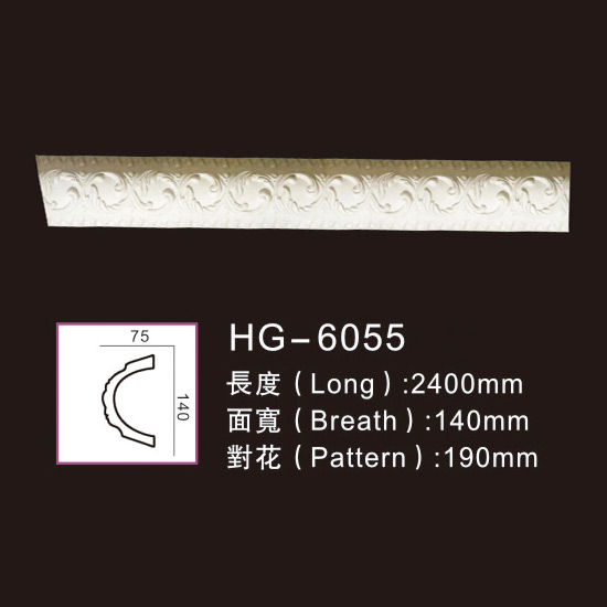 China Cheap price Cornice Moulding Design -