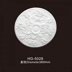 2019 China New Design Golf Medallions - Ceiling Mouldings-HG-5028 – HUAGE DECORATIVE