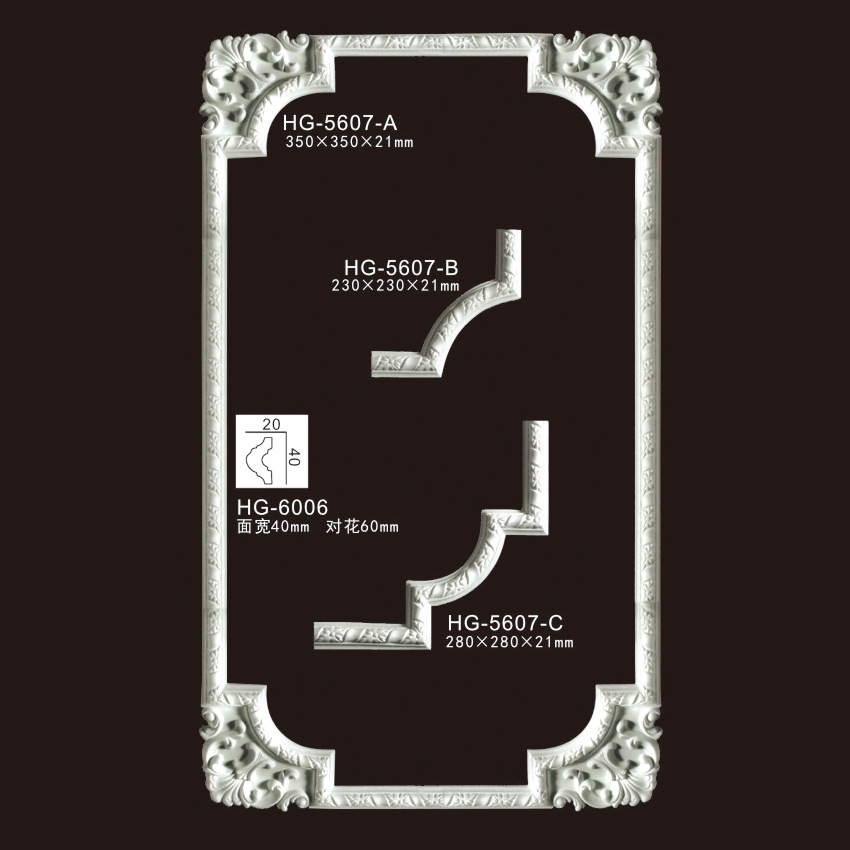 Discount wholesale Crown Moulding Corners -