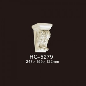 Factory Promotional Illuminated Columns - Exotic Corbels-HG-5279 – HUAGE DECORATIVE