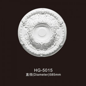 Discountable price High Quality Polyurethane Foam Mould - Ceiling Mouldings-HG-5015 – HUAGE DECORATIVE
