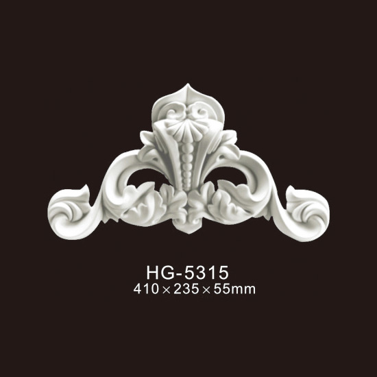 2019 China New Design PU Frame - Veneer Accesories-HG-5315 – HUAGE DECORATIVE