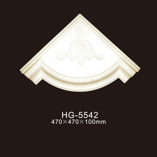 Hot-selling Pu Foam Exterior Crown Moulding - PU-HG-5542 – HUAGE DECORATIVE
