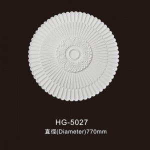 Quality Inspection for Polyurethane Chair Rail Moulding -