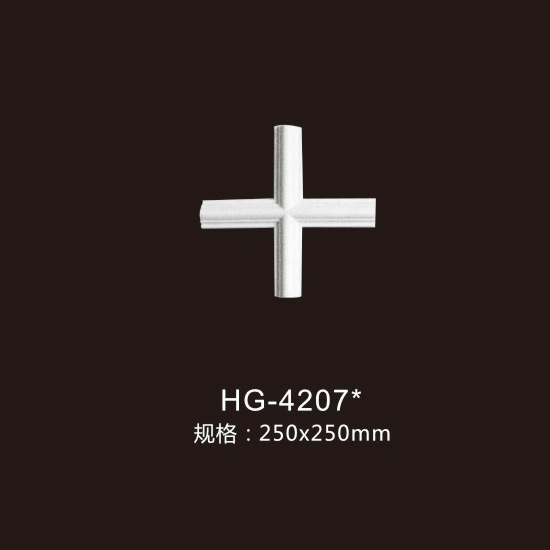 High definition Pu Foam Crown Moulding -